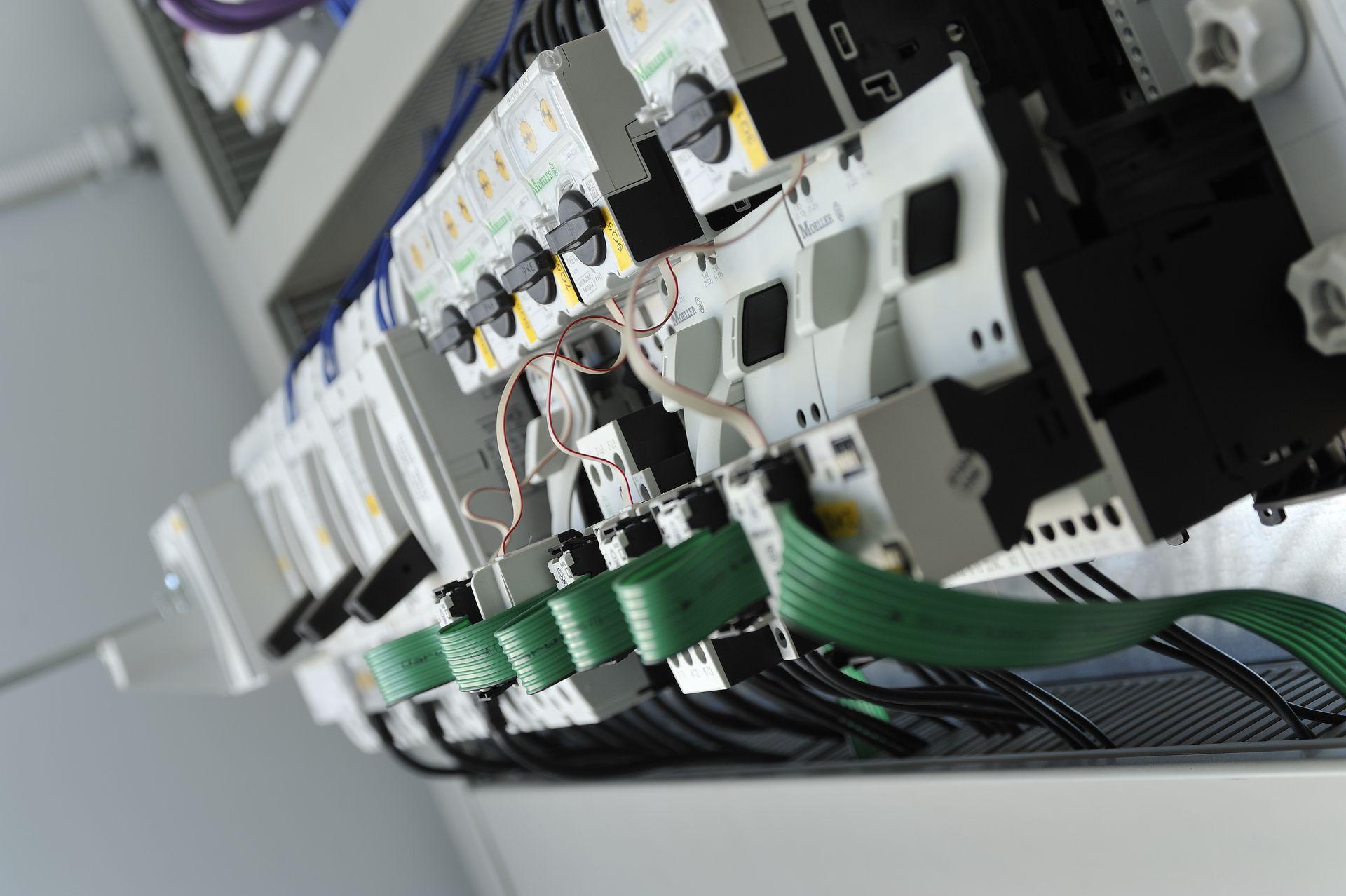 Motoren- und Pumpenprüfstand mit SmartWire-DT™