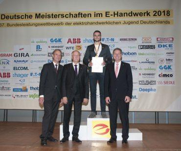 Kögel & Ernst stellt den Deutschen Meister !