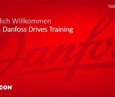 Produkt-Seminar Danfoss Frequenzumrichter