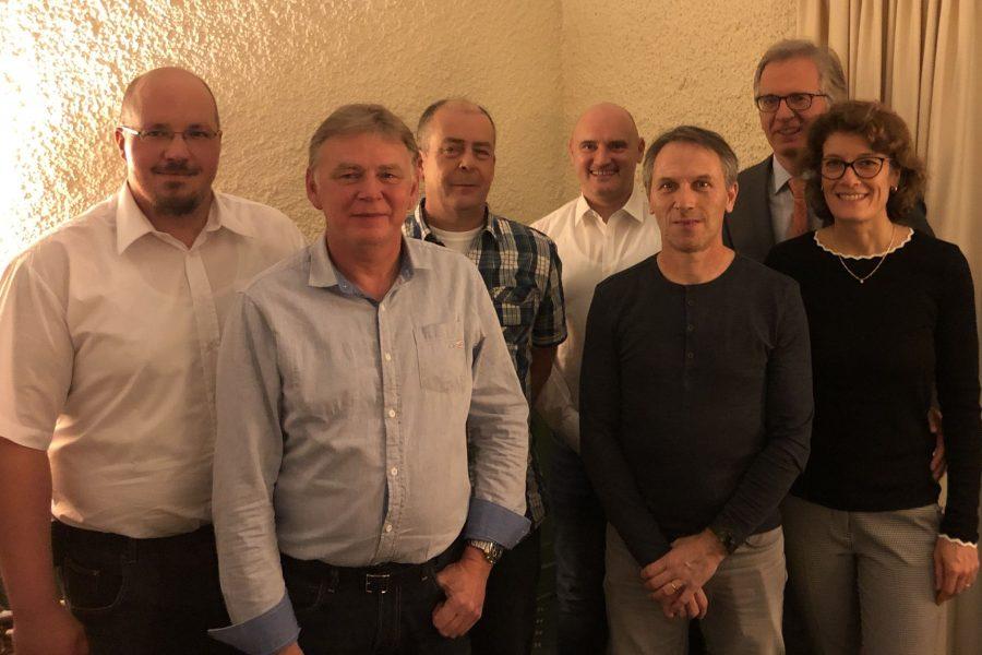 Kögel & Ernst ehrt langjährige Mitarbeiter