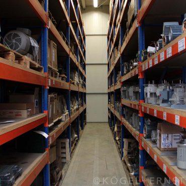 Neu- und Normmotorenlager