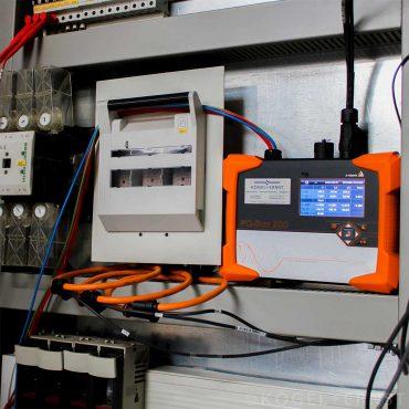 Netzanalyse und EMV-Messungen