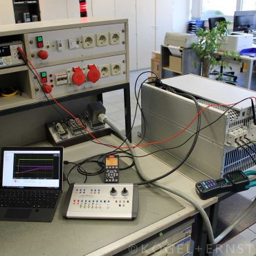 Reparaturwerkstatt für Frequenzumrichter